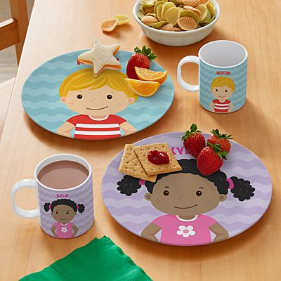 Just For Me Personalized Tableware