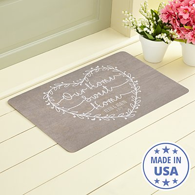 Our Home Sweet Home Doormat