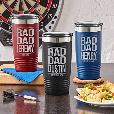 Rad Dad Insulated Tumbler