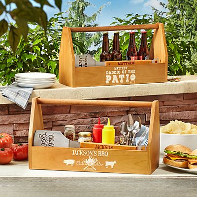 Ultimate Grillmaster BBQ Caddy