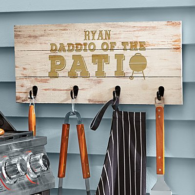 Daddio of the Patio BBQ Tool Rack