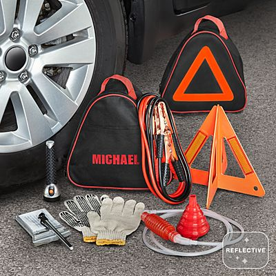 Auto Emergency Roadside Kit