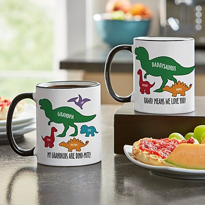 Daddysaurus Mug
