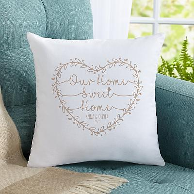 Our Home Sweet Home Cushion