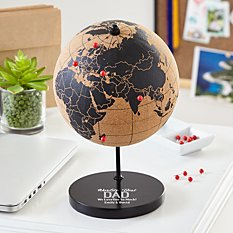 World's Best Cork Globe