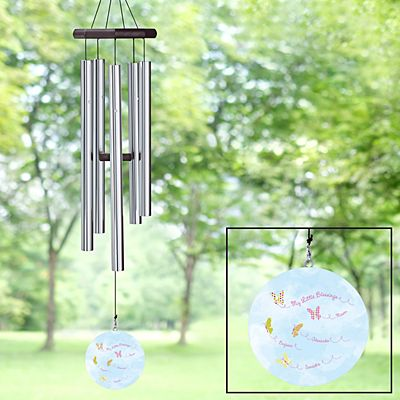 Butterfly Blessings Wind Chime