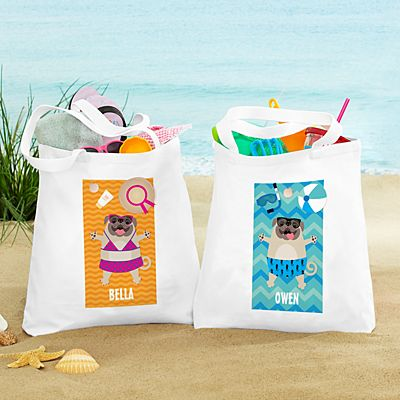 Dog Days Of Summer Tote Bag