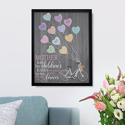 Heart Balloon Canvas