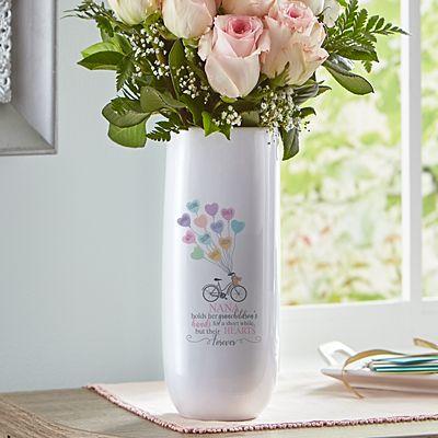 Heart Balloon Vase