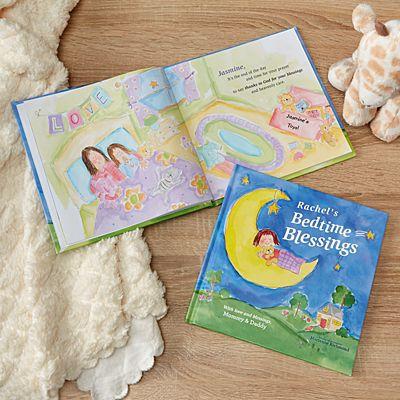 Bedtime Blessings Prayer Book