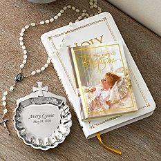 Baptism Remembrance Gift Set