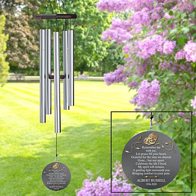 Celebrate My Life Wind Chime