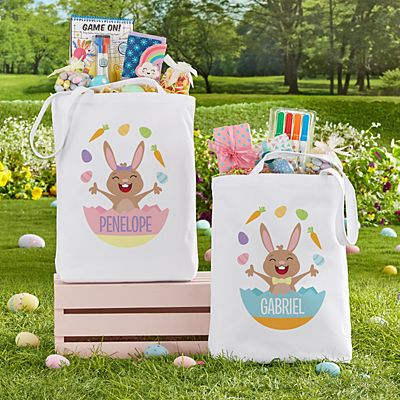 Easter Surprise Tote Bag
