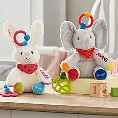 GUND® Plush Activity Toys