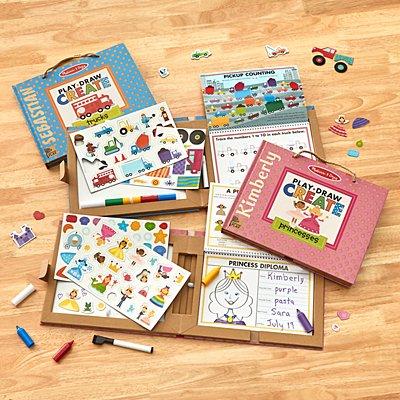 Melissa & Doug® Play, Draw, Create Books
