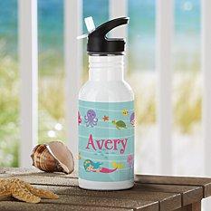 Mermaid Escape Water Bottle