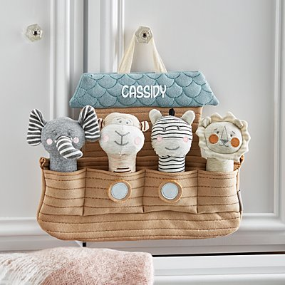 Noah's Ark Plush Toy Set