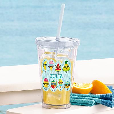 Pool Party Insulated Tumbler