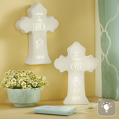 Sacrament Lighted Cross