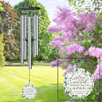 Whispers In The Wind Memorial Wind Chime