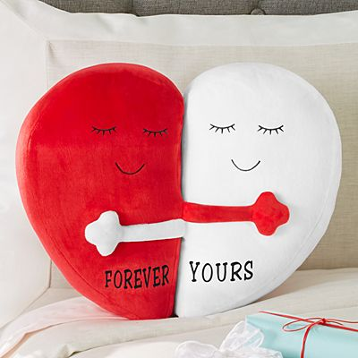 So In Love Plush Heart Pillow