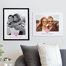 True Love Photo Canvas