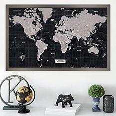 Urban Slate Destination Traveler Maps