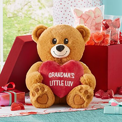 Lovey Bear Plush
