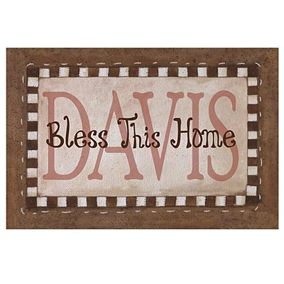 Bless This Home Doormat - 24 x 36