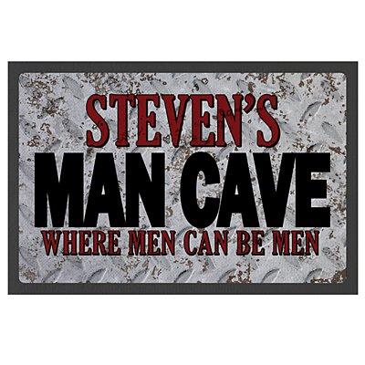 Man Cave Doormat-24x36