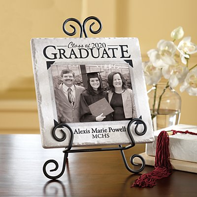 Graduation Photo Tile