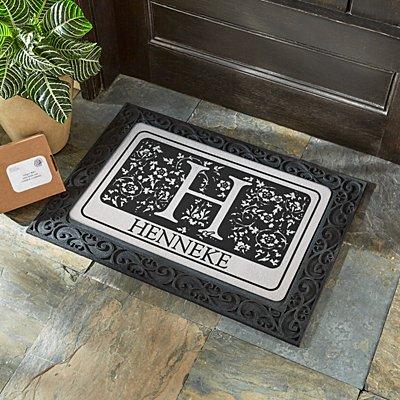Initial Doormat
