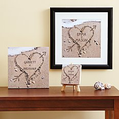 Heart in Sand Collection