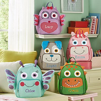 Little Critter Backpacks