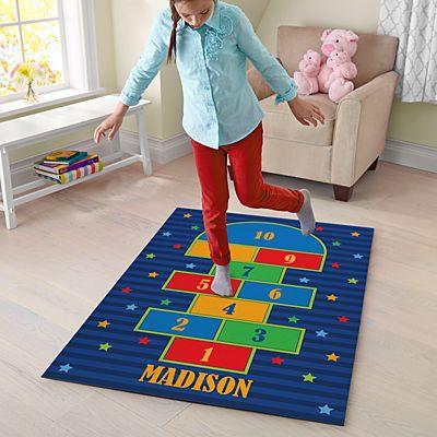 Super Star Hopscotch Playmat