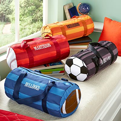 Game Day Duffle Bags