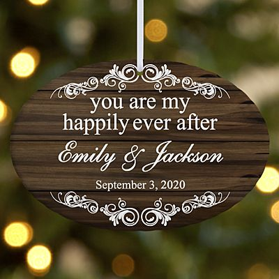 You Are My Happily Ever After Ornament