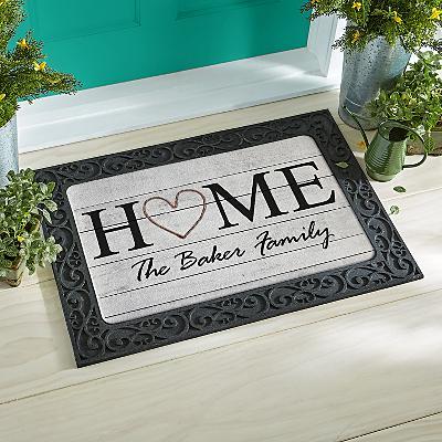 Rustic Home Doormat