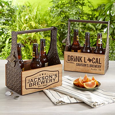Home Brew Beer Caddy
