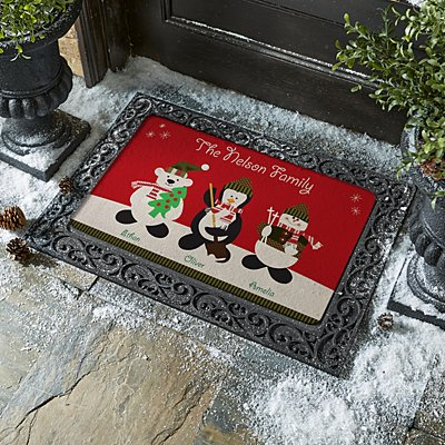 Winter Wonderland™ Doormat