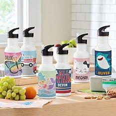 Fun Graphic Water Bottles