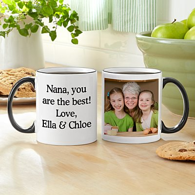Any Message Photo 11oz Mug