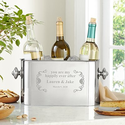 You Are My Happily Ever After Wine Chiller