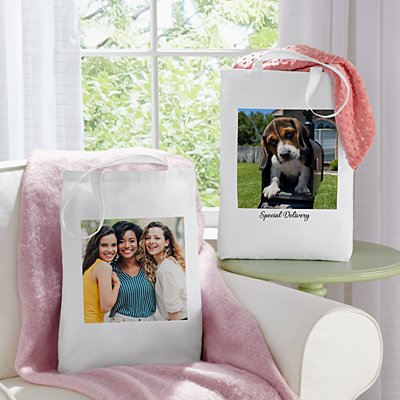 Picture Perfect Photo Tote