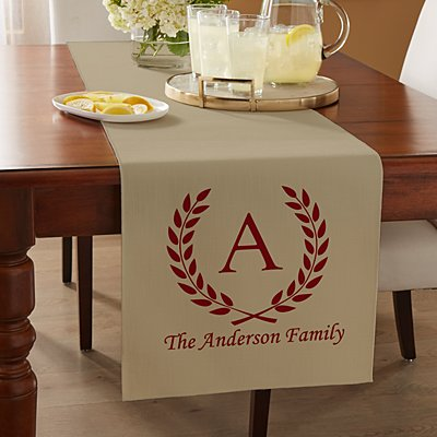 Rustic Charm Table Runner