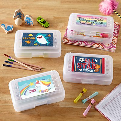 Fun Graphic Pencil Cases