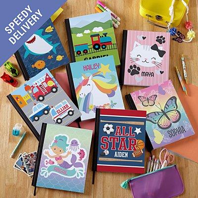 Fun Graphic Notebooks