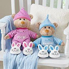 Pajama Teddy Bear