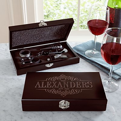 Wine Lover's Gift Set