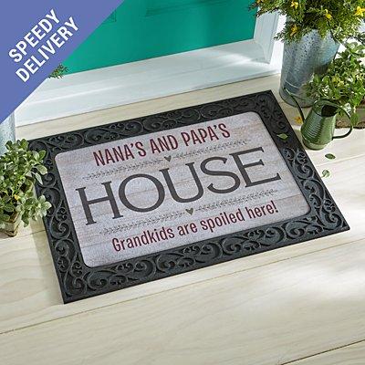 Grandparents House Doormat